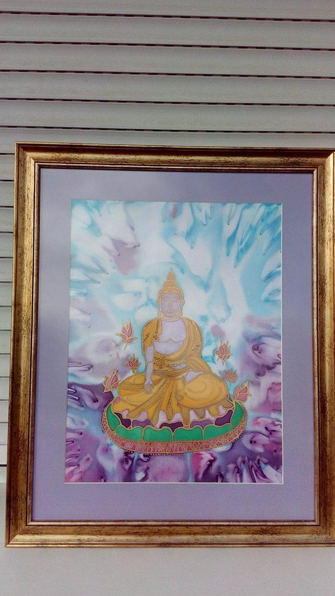 Arany-Buddha