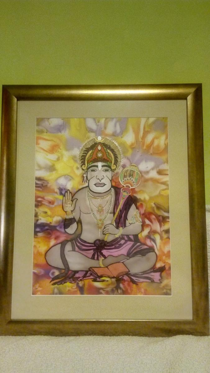 Sri-Hanuman